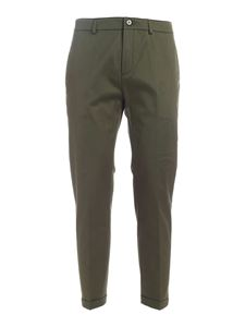 Department 5 - Pantalone verde con logo