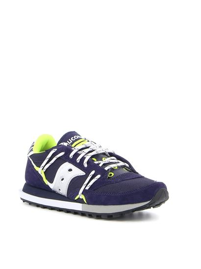 Saucony - Jazz Dst sneakers in blue