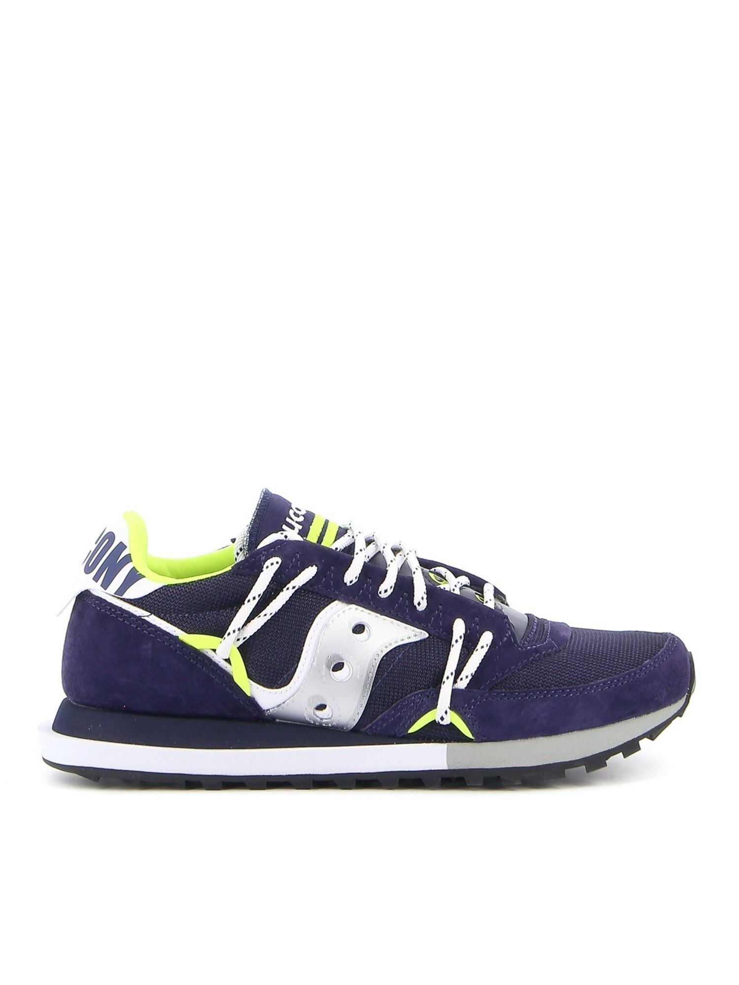 Saucony Suedes JAZZ DST SNEAKERS IN BLUE