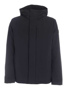 Woolrich - Pacific down jacket in black