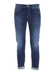 Dondup - Mius faded jeans in blue
