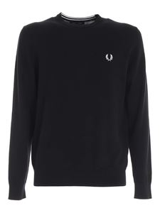 Fred Perry - Pullover Classic nero