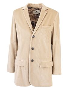 Etro - Tailored jacket in beige