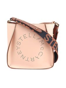 Stella McCartney - Mini Stella Logo bag in pink