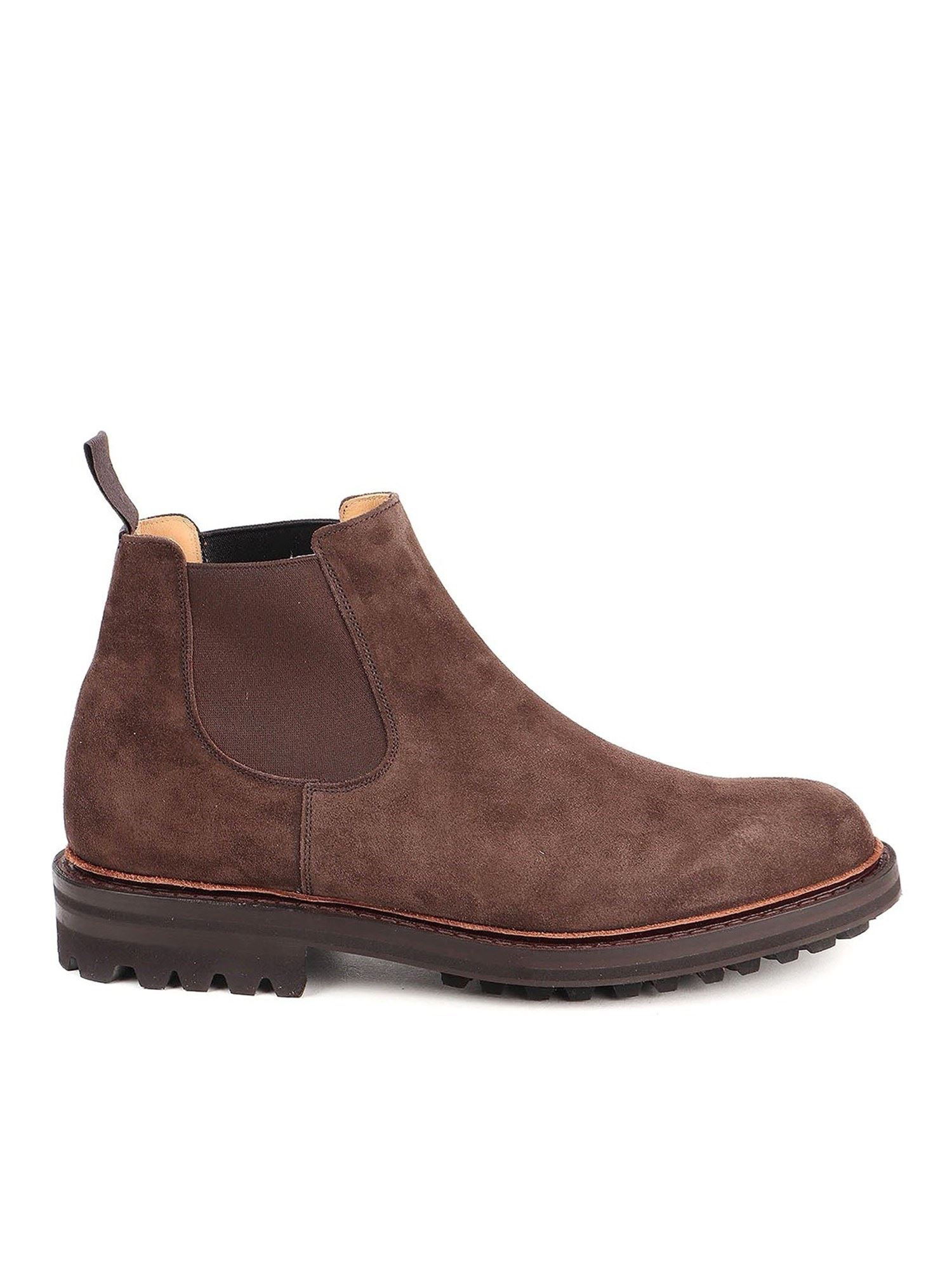 CHURCH'S MCCARTHY BEATLE BOOTS IN BROWN