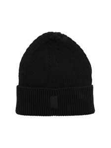 Marcelo Burlon County Of Milan - Cross Patch beanie in black