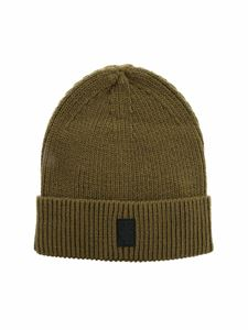 Marcelo Burlon County Of Milan - Cross Patch beanie in green