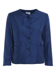 Aspesi - New Tenerina jacket in blue