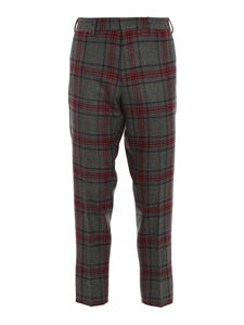 PT01 - Prince of Wales pants in multicolor