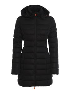 Save the duck - Seal coat in black