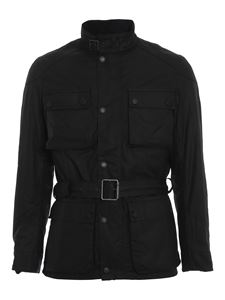 Barbour - Giacca Blackwell nero