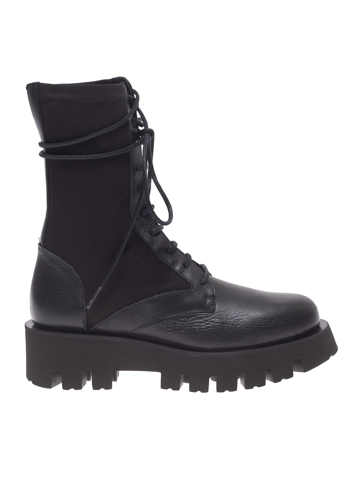 Paloma Barceló PORTO ANKLE BOOTS IN BLACK