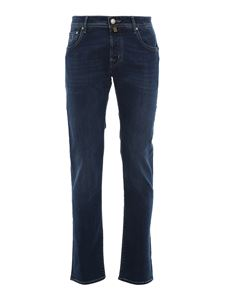 Jacob Cohën - Jeans Style 622 in denim blu