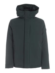 Woolrich - Pacific down jacket in green