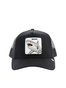 Goorin Bros - Shark patch hat in black