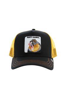 Goorin Bros - Party Animal patch hat in black
