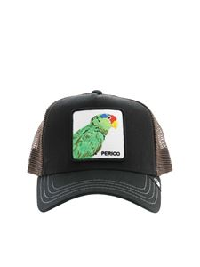 Goorin Bros - Perico patch hat in black