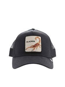 Goorin Bros - Alacran patch hat in black