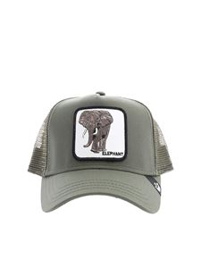 Goorin Bros - Elephant patch hat in green