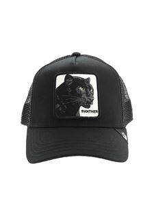 Goorin Bros - Panther patch hat in black