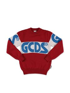 GCDS - Red pullover
