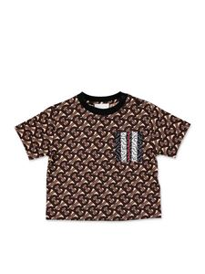 Burberry - Noire T-shirt in brown