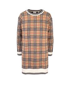 Burberry - Pullover Knit Leopard beige