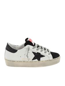 Golden Goose - Sneakers Hi Star Classic bianche e nere