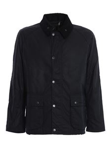 Barbour - Giacca Strathyre blu