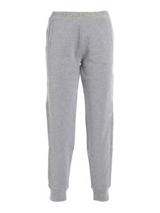 Moncler - Pantalone joggers grigio