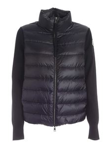 Moncler - Tricot cardigan in black