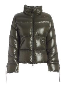 Moncler - Madame down jacket in green
