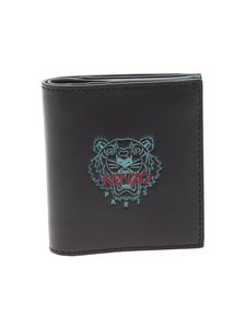 Kenzo - Tiger wallet in black