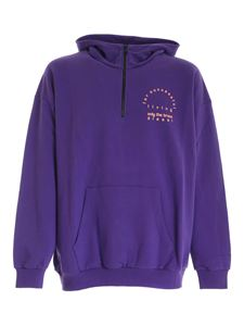 Diesel - S-Ummerzi sweatshirt in purple