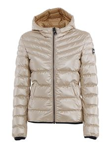 Colmar Originals - Quilted and puffer jacket in beige