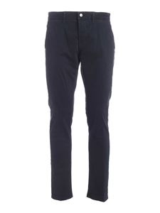 Dondup - Chester pants in blue