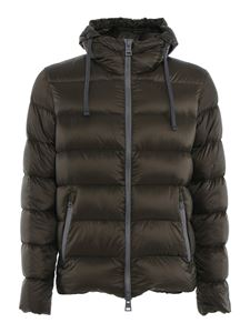 Herno - Fast5Degradable puffer jacket in green