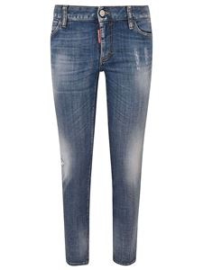 Dsquared2 - Jeans Twiggy blu