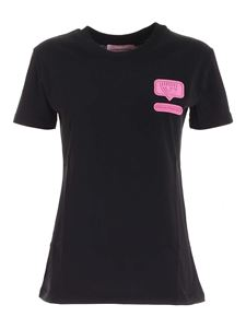 Chiara Ferragni - Eyelike T-shirt in black