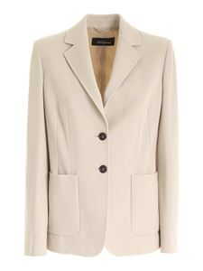 Les Copains - Single-breasted jacket in beige
