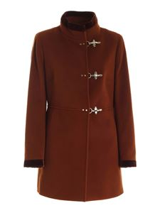Fay - Cappotto Virginia color rame