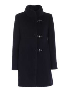 Fay - Cappotto Romantic blu