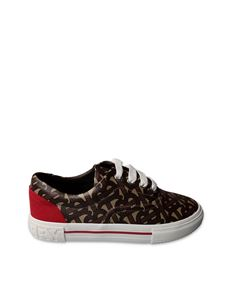 Burberry - Sneakers Mini Skate marrone