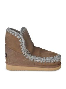 Mou - Eskimo 18 ankle boots in brown