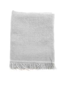 D'Aniello - Golden and silver lamé scarf