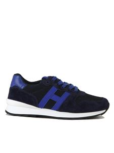 Hogan - Sneakers Running R261 Junior blu