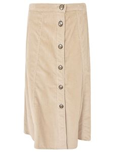 Etro - Corduroy skirt in beige