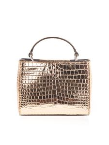 Jimmy Choo - Varenne mini bag in gold-color