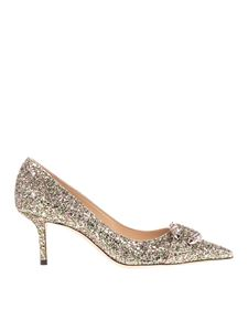 Jimmy Choo - Sares pump in Peppermint color