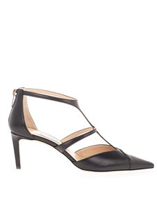 Jimmy Choo - Saoni 65 pumps in black